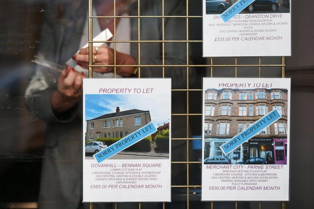 Benefitclaimants can face a struggle to rent out a property