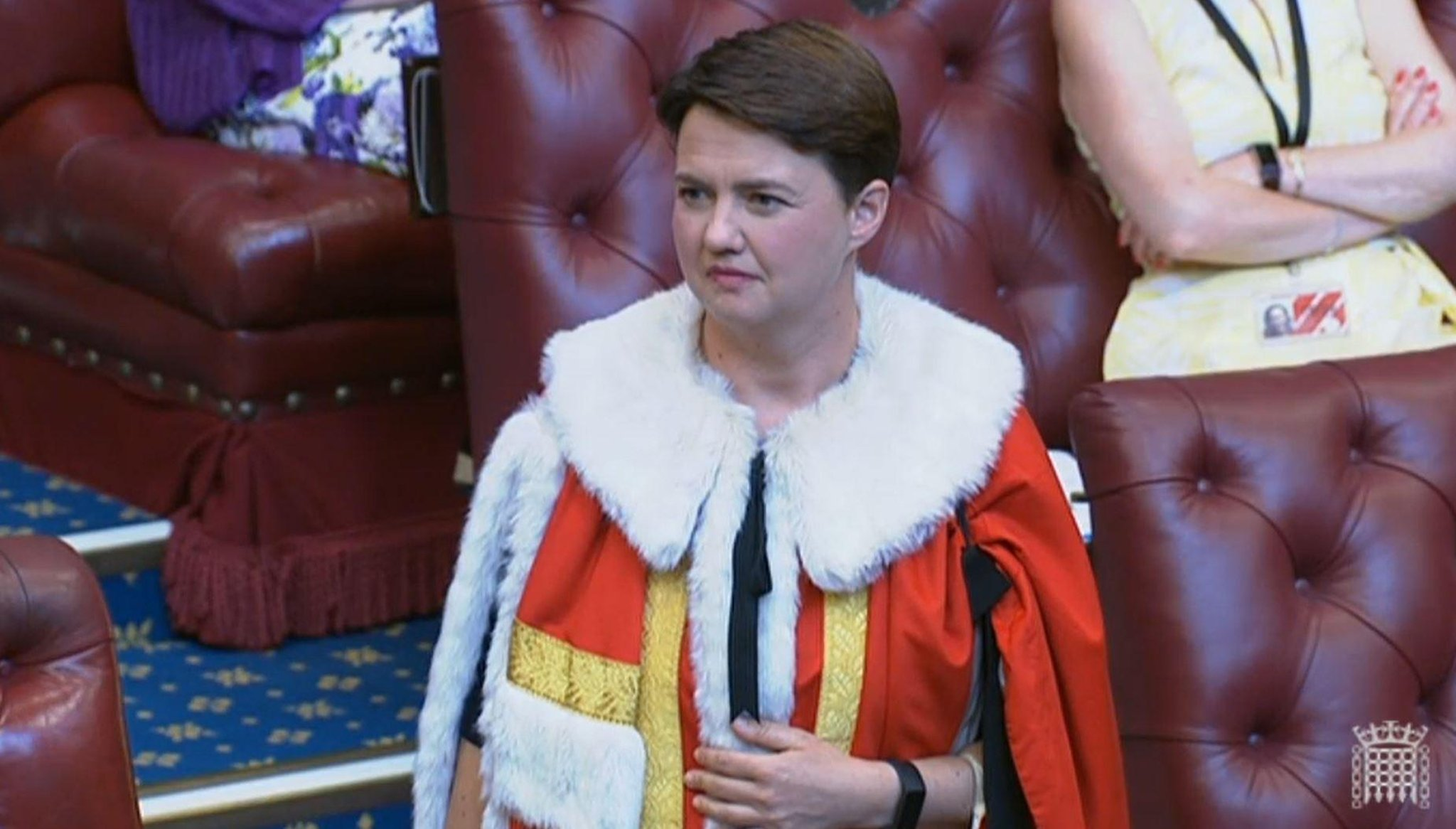 Ruth Davidson officially sworn into House of Lords | The Scotsman