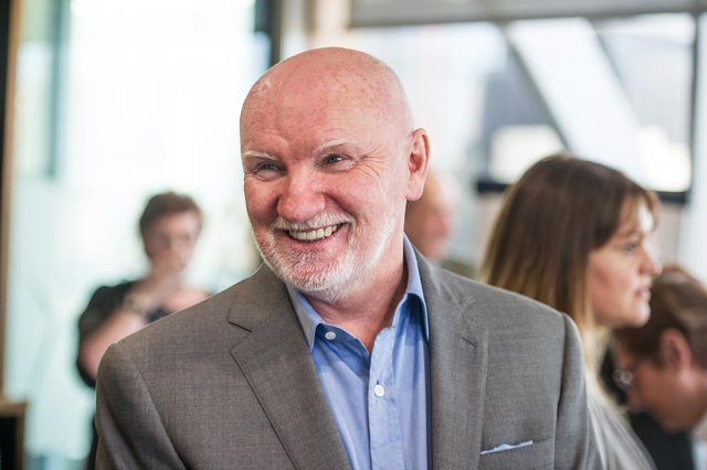 Ayrshire-born entrepreneur and philanthropist Sir Tom Hunter is attempting to kickstart a serious debate about how to improve Scotland's economy (Picture: John Devlin)
