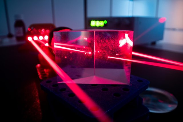 Researchers at the National Robotarium in Edinburgh have secured £586,000 to develop 3D laser beams that can change shape to match industry needs.