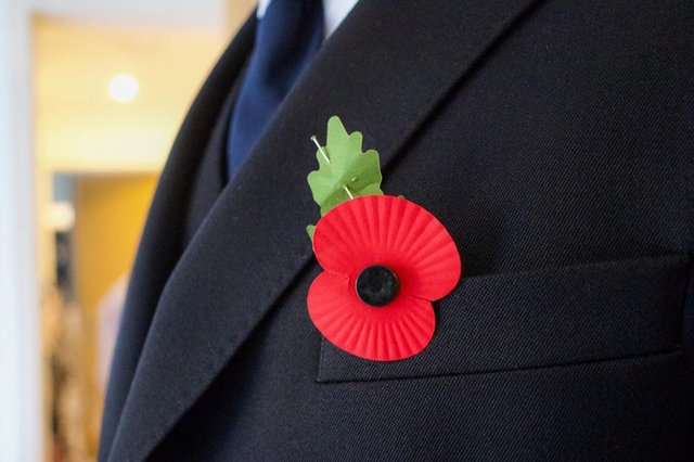 Money raised helps support servicemen and women who are still alive today