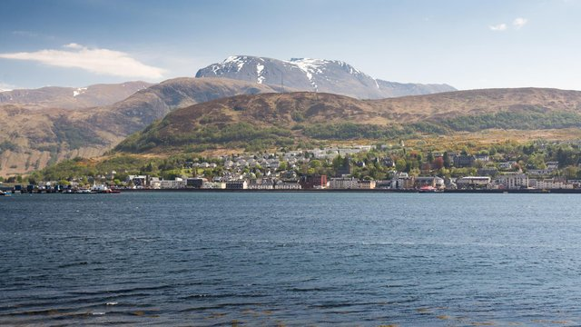 A Covid testing centre was opened in Fort William today. Picture: Joe Dunckley/Getty Images/iStockphoto
