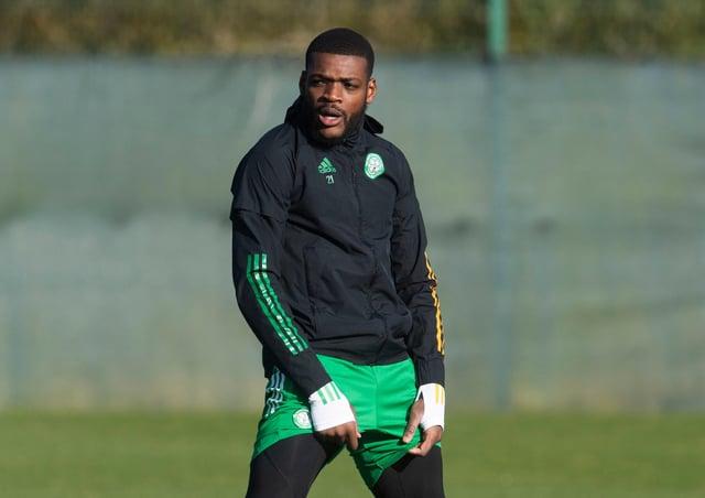 Celtic midfielder Olivier Ntcham. Picture: SNS