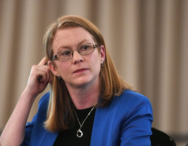 Minister Shirley-Anne Somerville is spear-heading the government's plans to change the Gender Recognition Act.