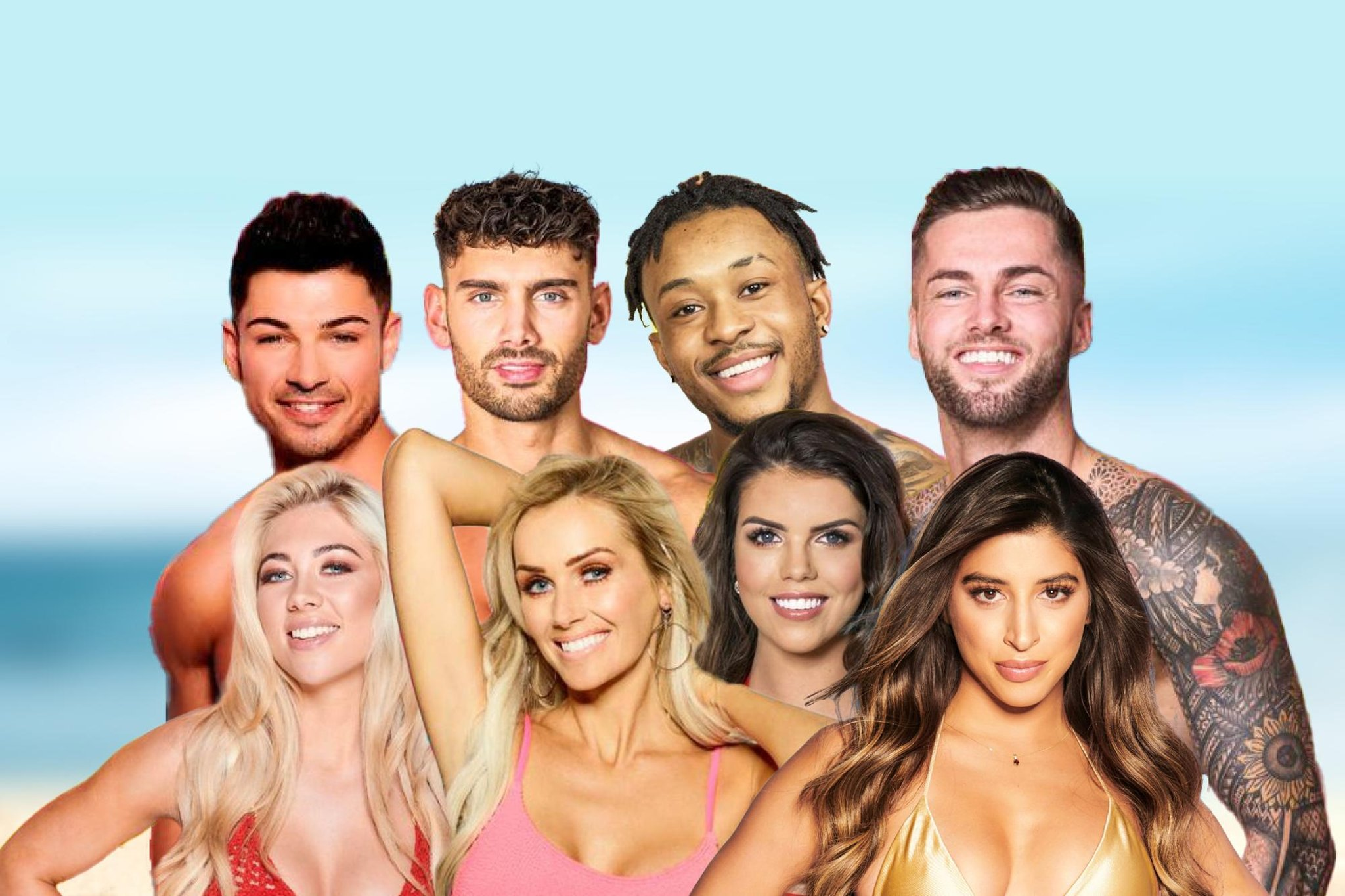 These are all of the Scottish Love Island contestants of years passed by – and the place they're now