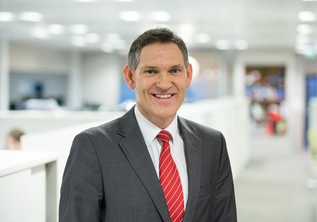 Bruce Craig, Partner and Head of Pinsent Masons' Aberdeen litigation team