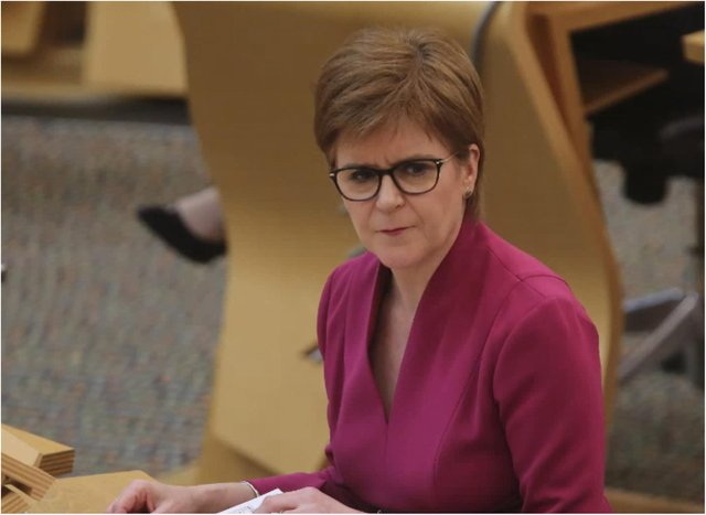 Lockdown in England: First Minister Nicola Sturgeon issues statement following Boris Johnson's briefing