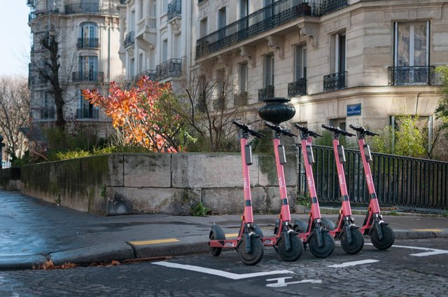 An e-scooter trial could start in Portsmouth in March. Picture: Voi Scooters