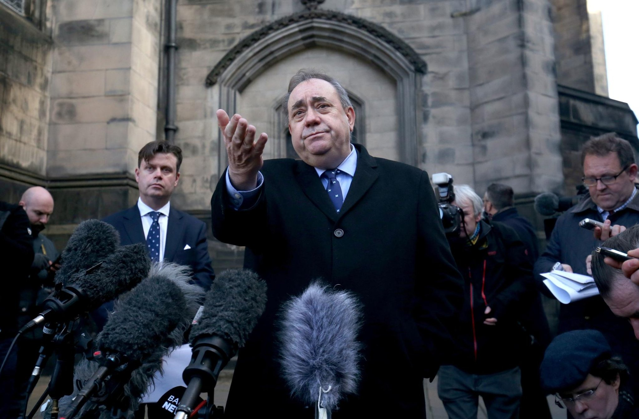 Alex Salmond inquiry: Lawyer claims committee inquiry set up to fail