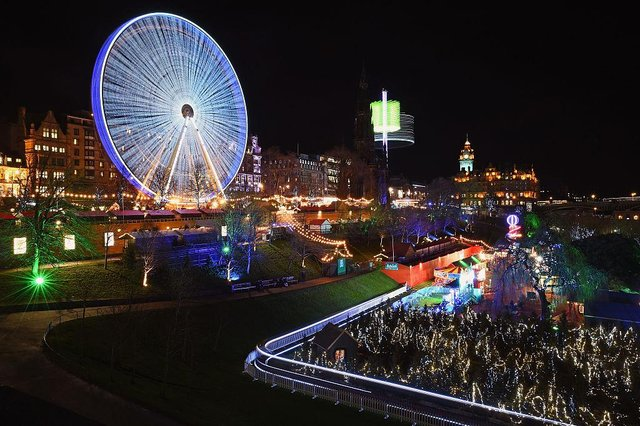 Normally the festive season will see thousands of people descend upon Christmas markets in cities across the UK.