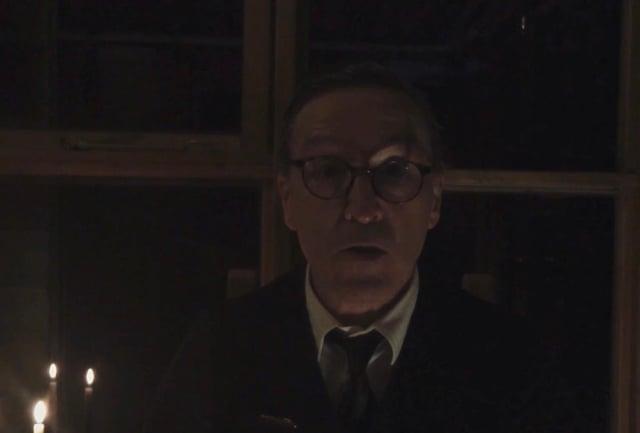 Tom McGovern in The Signalman