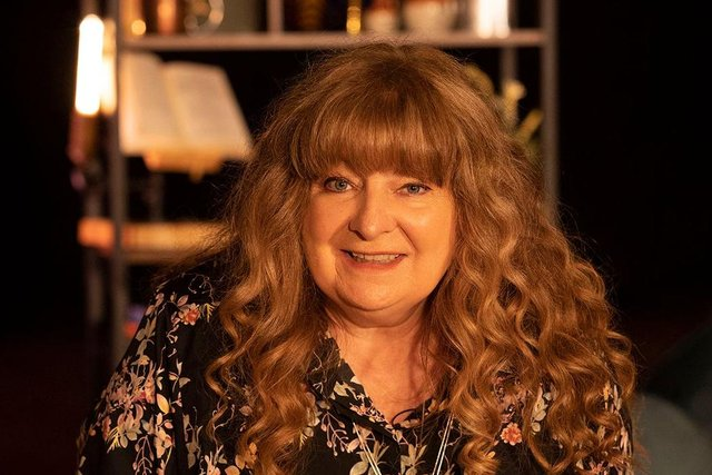 Janey Godley will be the first guest on the new series of The Big Scottish Book Club when it returns on Sunday. Picture: Robert Pereia Hind