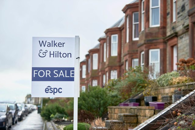 ESPC House Price Report August 2021. Pic: Hamish Campbell.