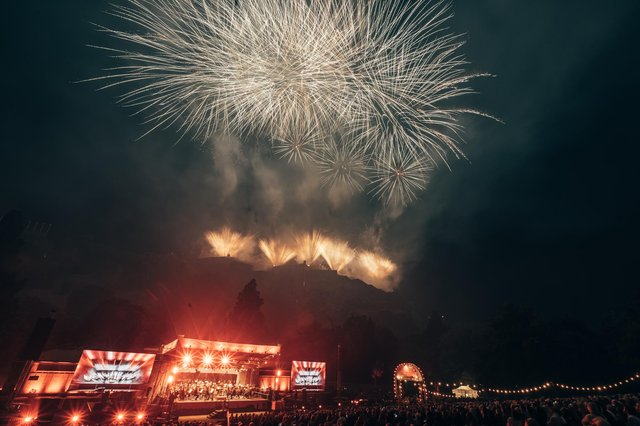 Edinburgh's summer festivals have attracted a combined audience of more than 4.4 million in recent years. Picture: Ryan Buchanan