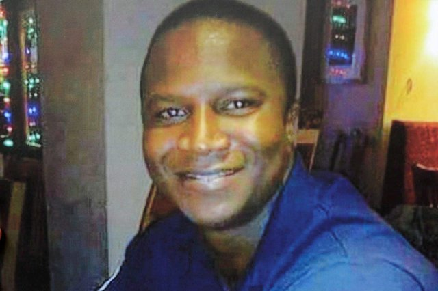 Sheku Bayoh died while being pinned down by as many as six police officers on Kirkcaldy's Hayfield Road.