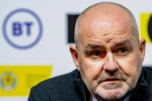 Scotland manager Steve Clarke has refused to rule out a move to Celtic after the Euros. (Photo by Bill Murray / SNS Group)