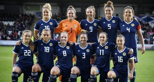 The Scottish national team already inspired a generation,  but the pausing of the SWPL1 has halted the development of the game.