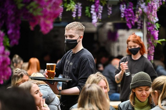In the rest of Scotland, rules which are going to be relaxed include physical distancing rules – meaning hugs will be allowed – the number of people allowed to socialise both indoors and outdoors, and the reopening of cinemas.