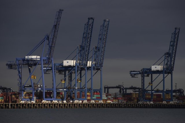 Felixstowe is the location of one of the new freeports.