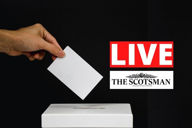 Live updates as Scots head to the polls in the 2021 Holyrood elections.