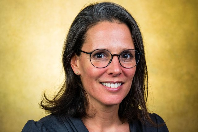 Dr Maria Dornelas, Reader in Biology, University of St Andrews.