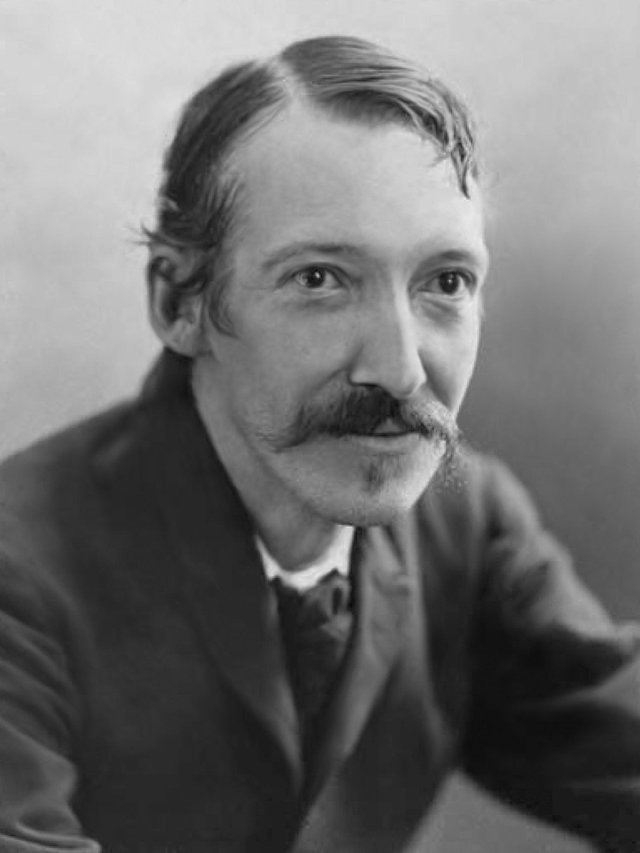 The 170th anniversary of the birth of Robert Louis Stevenson will be marked on November 13, 2020. PIC: Creative Commons.