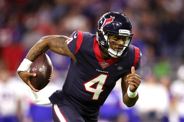 The Houston Texans have set the bar high for any potential Deshaun Watson trade. Picture: Christian Petersen/Getty Images