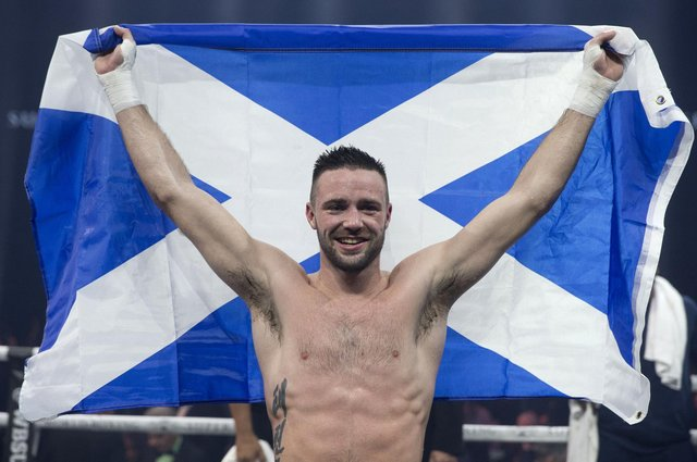 Josh Taylor admits even he has been taken aback at how quickly his career has advanced as he looks to become the first Briton in the four-belt era to become undisputed world champion in just his 18th professional fight. Picture: Jeff Holmes/PA Wire
