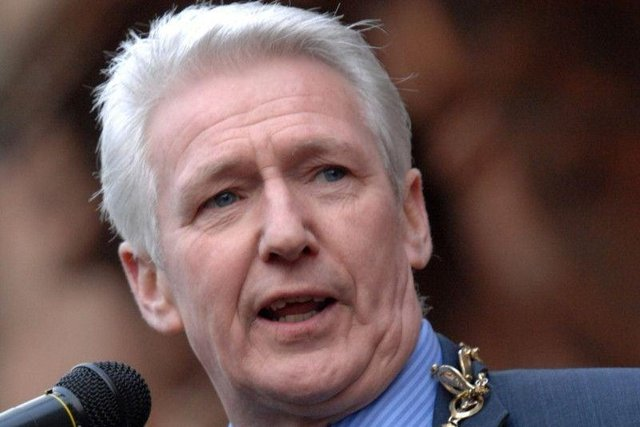 'I could have been born of slaves' -Councillor Joe Wallace