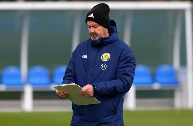 Scotland manager Steve Clarke (Photo by Alan Harvey / SNS Group)