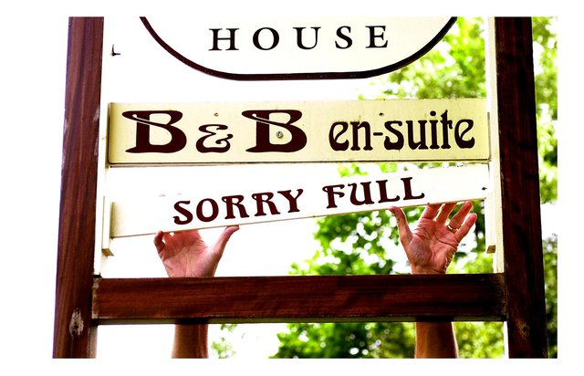 B&Bs are struggling as a result of the pandemic