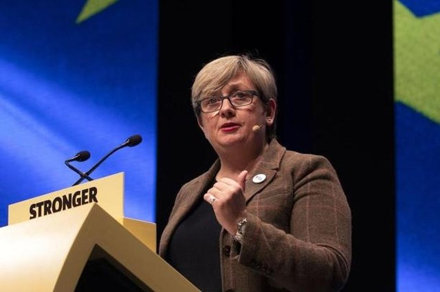Joanna Cherry says a Plan B on independence is needed