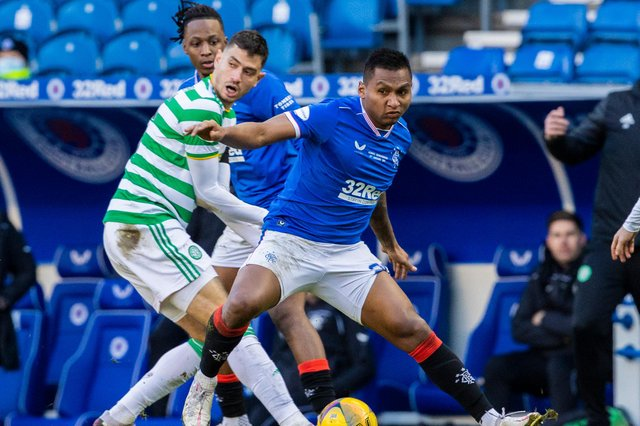 Another Old Firm match - or is it Glasgow derby? - looms this weekend (Photo by Alan Harvey / SNS Group)
