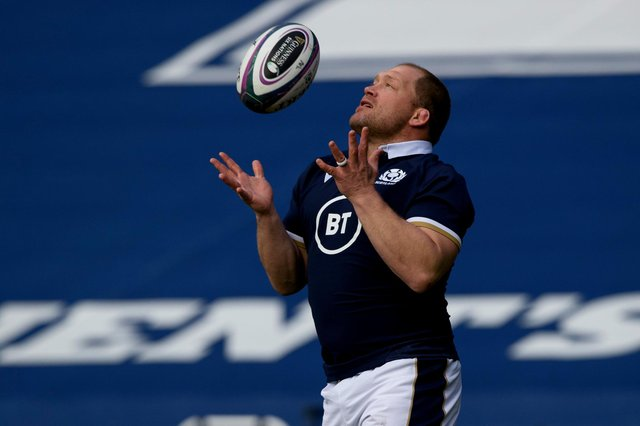 WP Nel has been picked to make his first start for Scotland since the 2019 Rugby World Cup. Picture: Craig Williamson/SNS