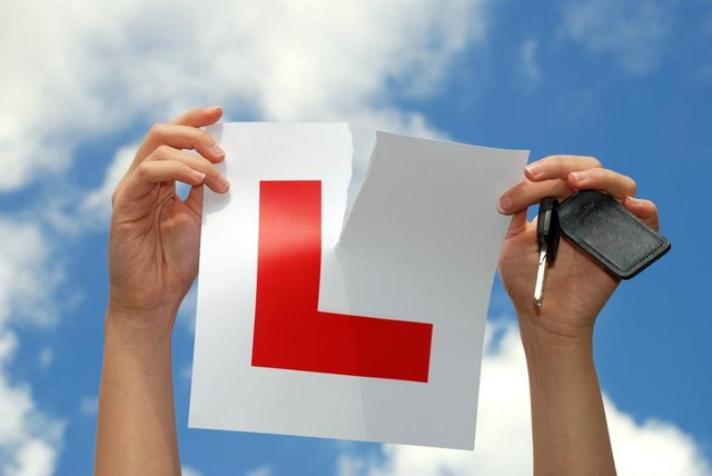 Learning to drive doesn't come cheap