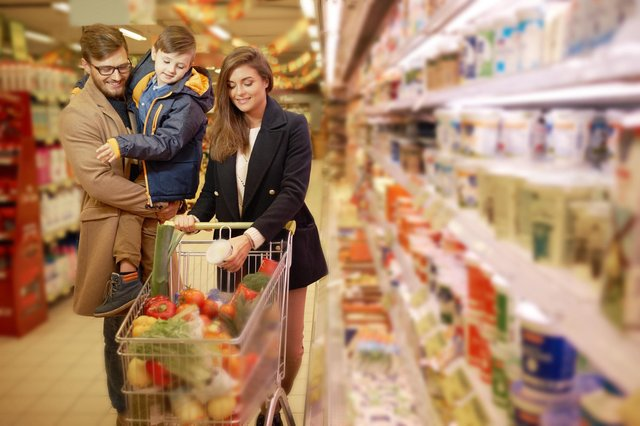 Many families are confused about the rules regarding shopping during the coronavirus outbreak