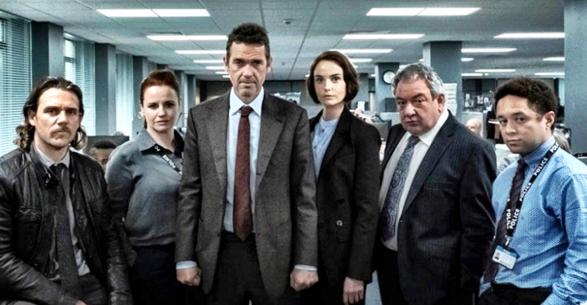 Kejahatan: Lihat dulu drama televisi Irvine Welsh yang baru