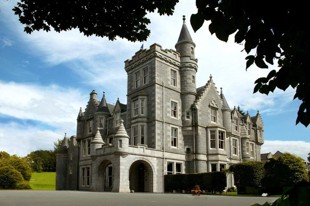 The hotel and its grounds are set to undergo a two-phase redevelopment. Picture: contributed.