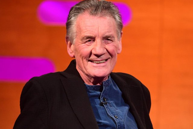 """Sir Michael Palin is President of the Royal Geographical Society and has previously described Geography as, """"a living, breathing subject, constantly adapting itself to change. It is dynamic and relevant. For me geography is a great adventure with a purpose."""" Picture: PA/Ian West"""