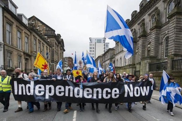 Latest poll shows majority for independence