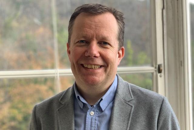 National Clinical Director Jason Leitch