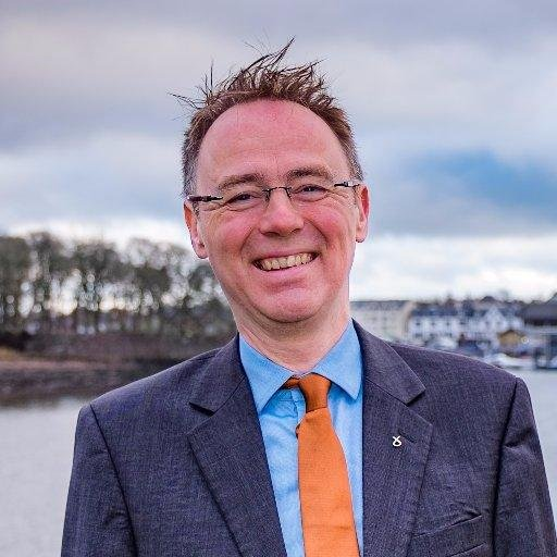 SNP candidate Alasdair Allan has retained his seat