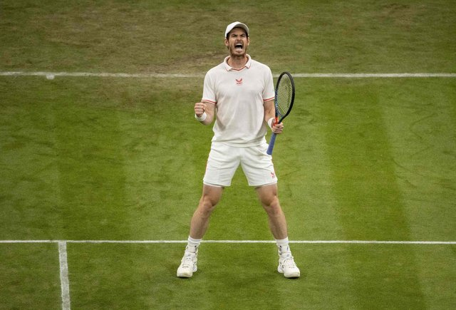 Wimbledon 2021 What Time Is Andy Murray Playing Today Who Is He Playing What S His Ranking The Scotsman