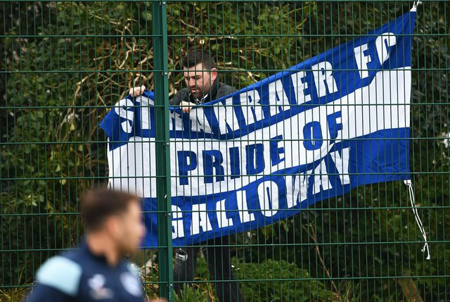 Stranraer and Elgin City made the play-offs. Picture: SNS