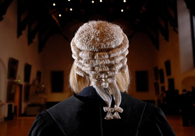 Scottish courts are facing a decade long backlog.