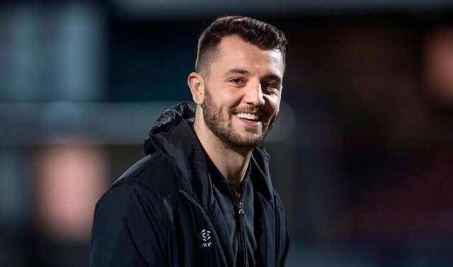 Craig Halkett is eager for Hearts' Premiership campaign to begin.