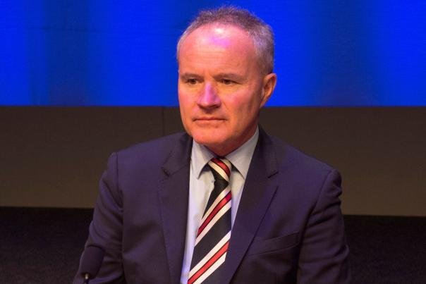 Rangers vice-chairman John Bennett. (Picture: SNS)