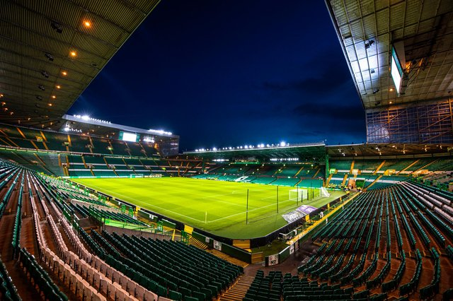 Celtic will use a Government job retention scheme as staff are placed on furlough. Picture: SNS