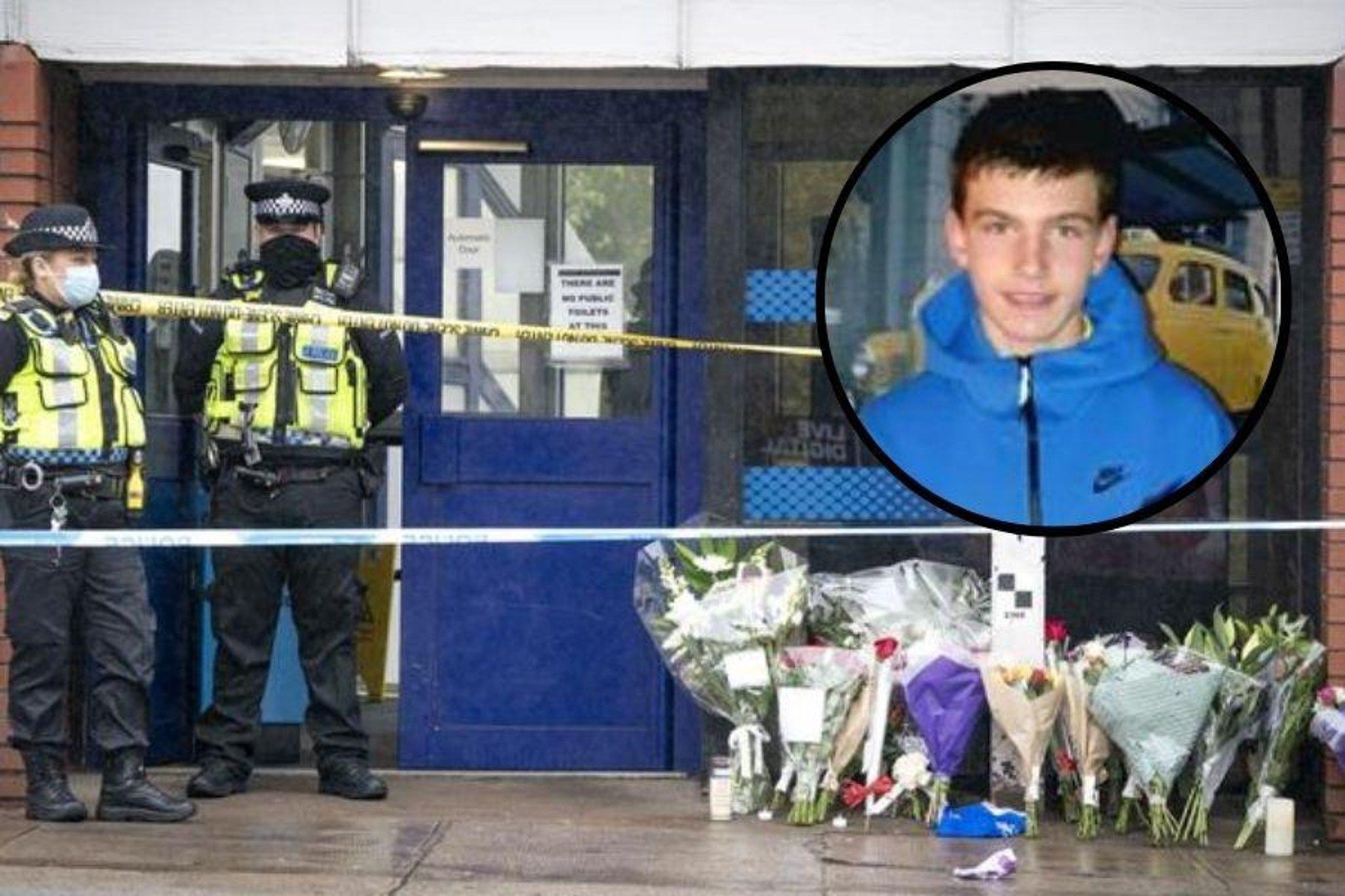 Justin McLaughlin: bocah 16 tahun didakwa sehubungan dengan kematian Justin McLaughlin