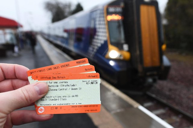 One new ticket option could be progressive discounts on the same journey. Picture: John Devlin